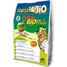 Biscuits pour chien végétals à la pomme - Forza10 - Naturel & Bio