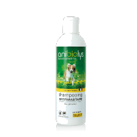 Shampooing antiparasitaire chiot et chien Anibiolys